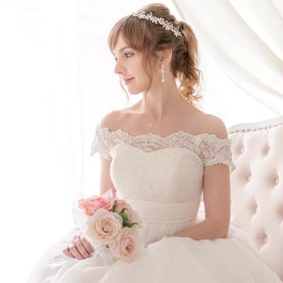 花嫁二次会ドレス