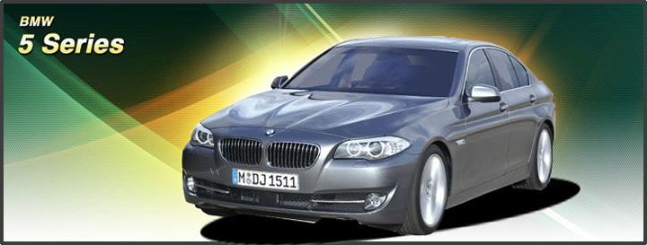 マジカルカーボン:BMW 5シリーズ