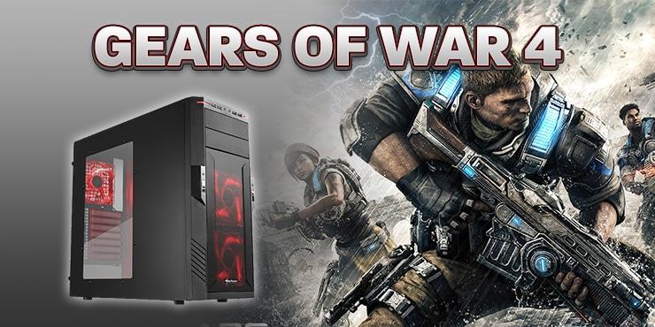 アプライド BTO パソコン 『Gears of War 4』 推奨モデル