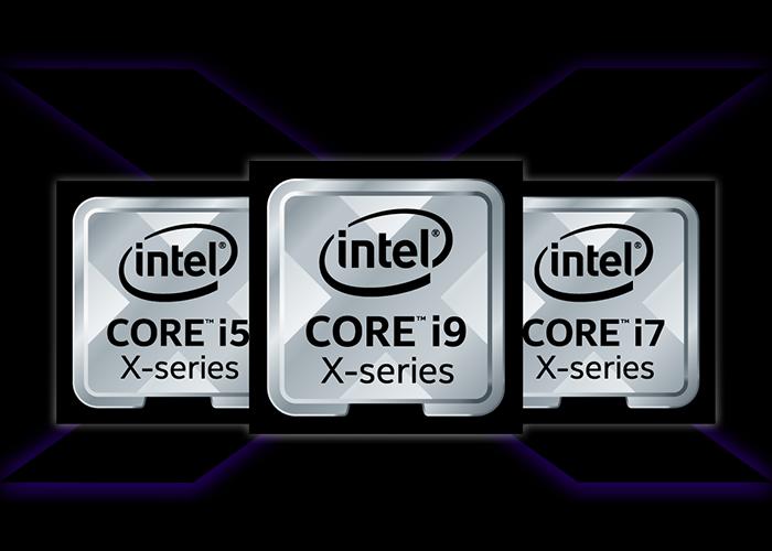 Intel Core Xシリーズ 登場