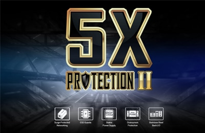 5X PROTECTION II