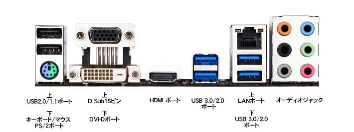GA-B150M-D3H DDR3