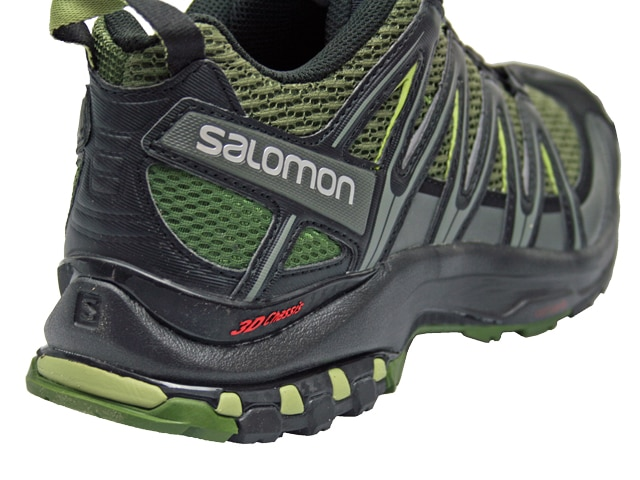 Salomon XA PRO 3D MEN L39251900 [Chive/Black/Beluga] ランニングシューズ サロモン