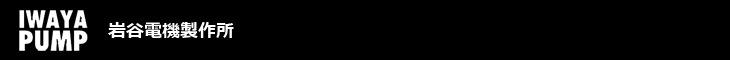IWAYA PUMP イワヤポンプ 岩谷製作所 井戸ポンプ