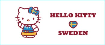 ハローキティスウェーデン
