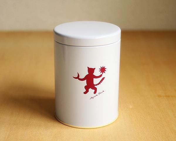 高い防湿性&しっかり保存のキュートな缶♪