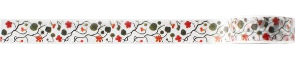 アグネータ・フロック マスキングテープ 「庭のペッパーグラス Pepper Grass」