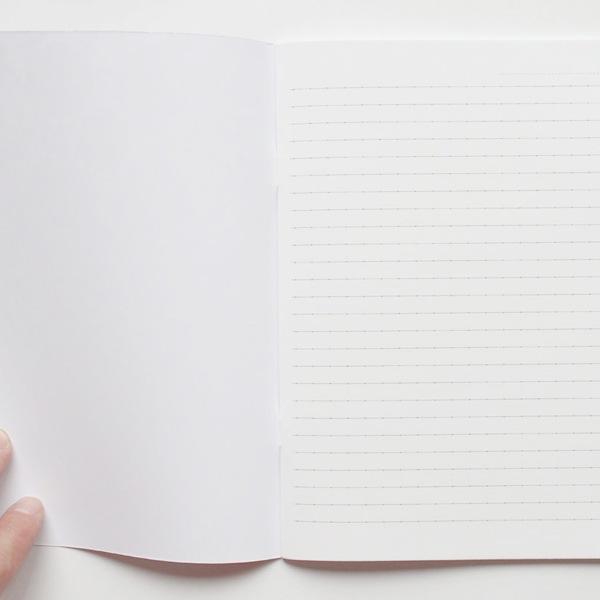 アグネータ・フロック ノート 「バラ」