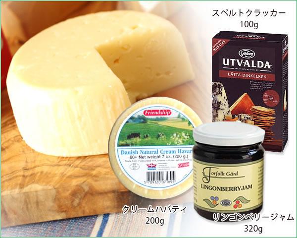 チーズ&ジャムセット