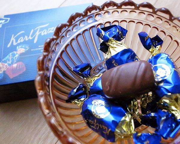 ファッツェル (Fazer) ミルクチョコレート 150g