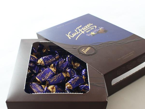 ファッツェル (Fazer) ミルクチョコレート 295g