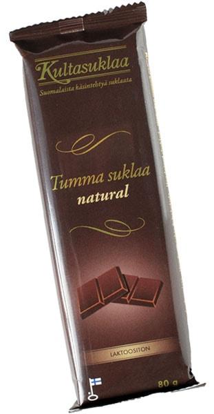 クルタスクラー ナチュラルダークチョコレート