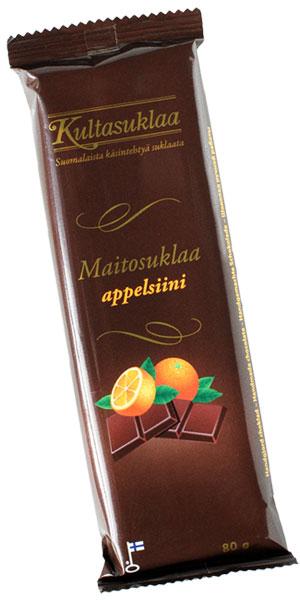 クルタスクラー オレンジミルクチョコレート