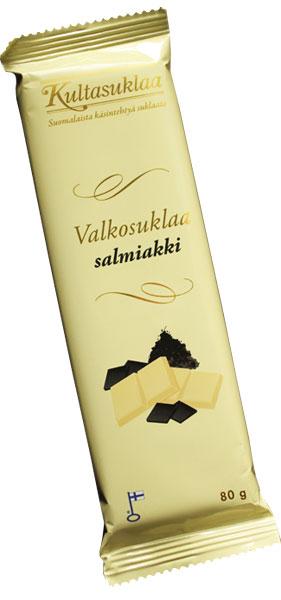 クルタスクラー サルミアッキホワイトチョコレート