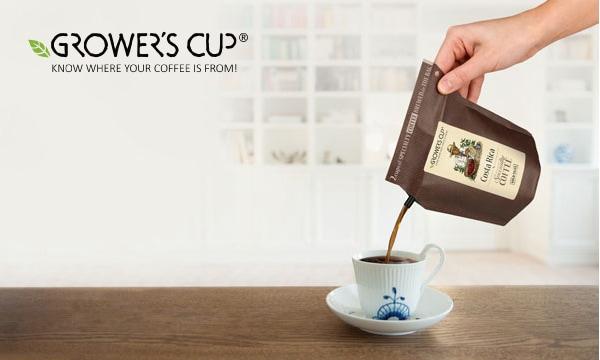 世界特許取得!袋にお湯を注ぐだけのスペシャリティコーヒー