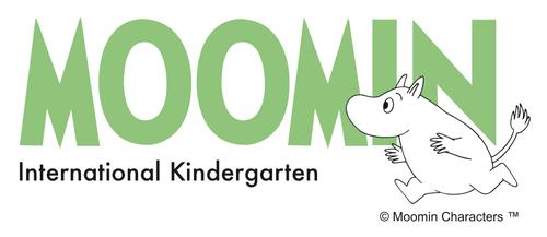 ムーミン幼稚園ロゴ