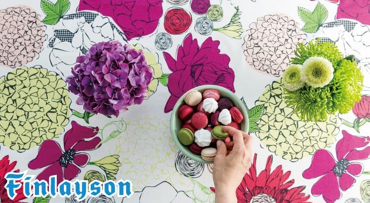 フィンランドのテキスタイルブランド、FINLAYSON(フィンレイソン)の商品