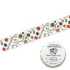 アグネータ・フロック マスキングテープ 「庭のペッパーグラス」