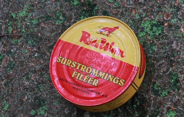 スウェーデンの世界一臭い缶詰、シュールストレミング