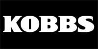 スウェーデンで一番古いお茶会社KOBBS社のロゴ