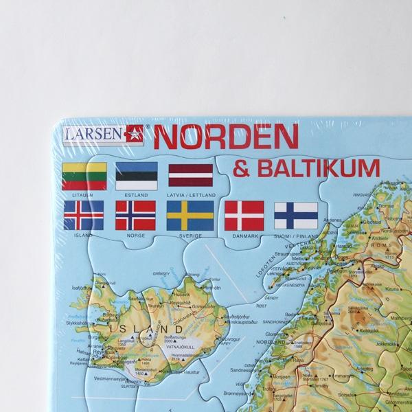 北欧パズル 国旗