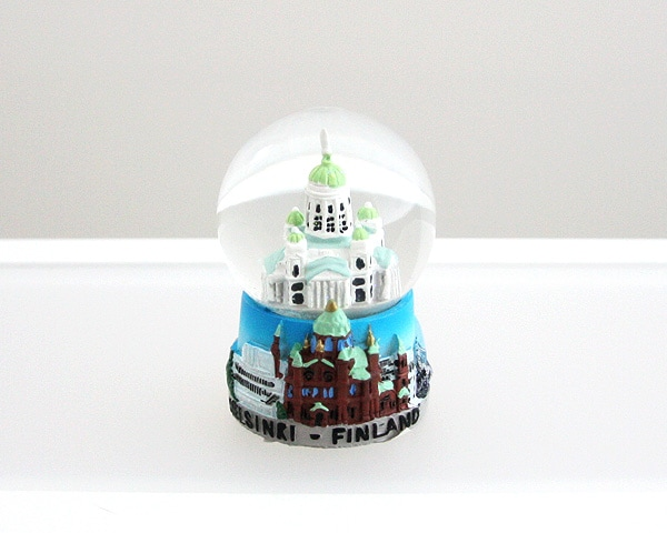 スノードーム ヘルシンキ大聖堂