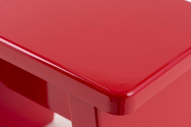 越前塗り 樹脂製風呂椅子