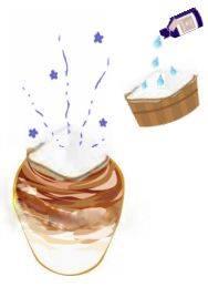 塩サウナ用エッセンシャルオイル