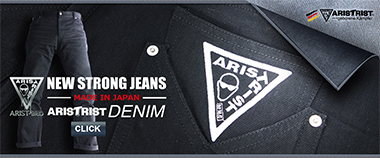 ARISTRIST DENIM NEW STRONG JEANS(デニム)