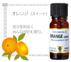 オレンジ精油