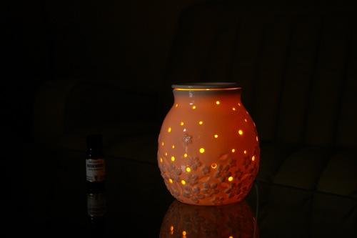 Lamp l flower03