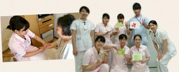 看護スタッフとアロマ