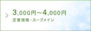 3,001円〜4,000円