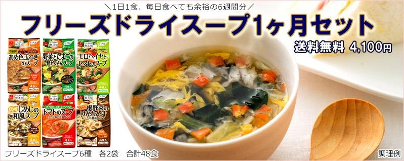 スープ1ヶ月セット