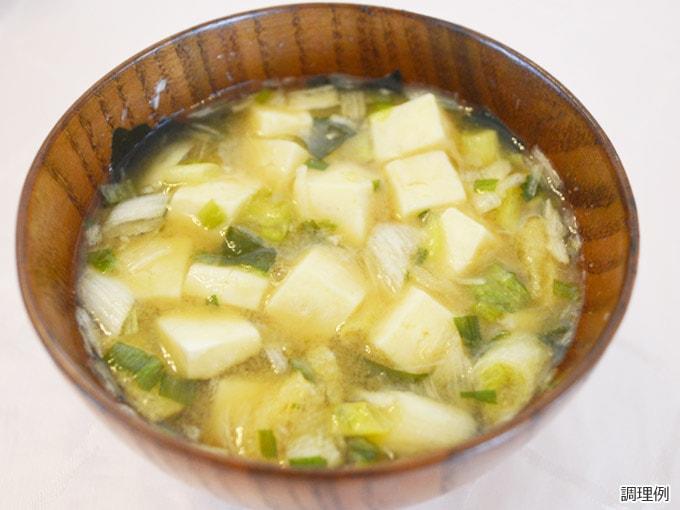 フリーズドライ豆腐のアレンジレシピ