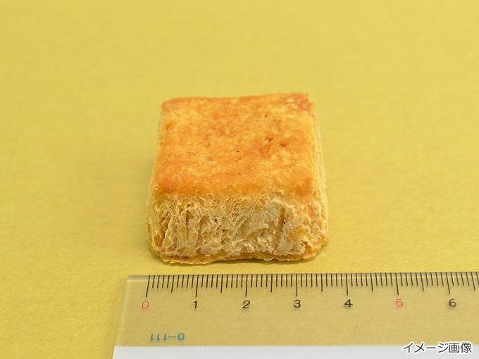 フリーズドライ豆腐のサイズ