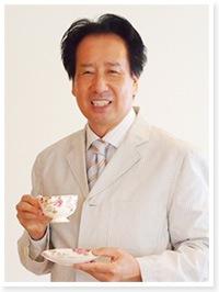 紅茶研究家 磯淵 猛さん