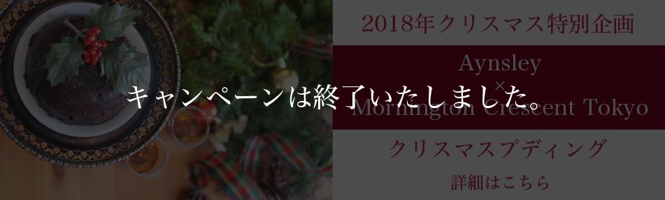 クリスマスプティング
