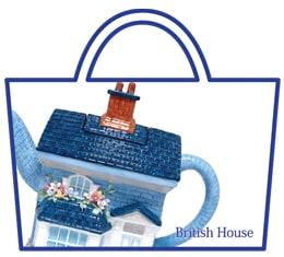 イギリスの家ティーポット3万円福袋