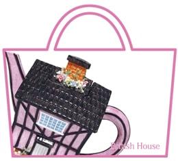 イギリスの家ティーポット5万円福袋