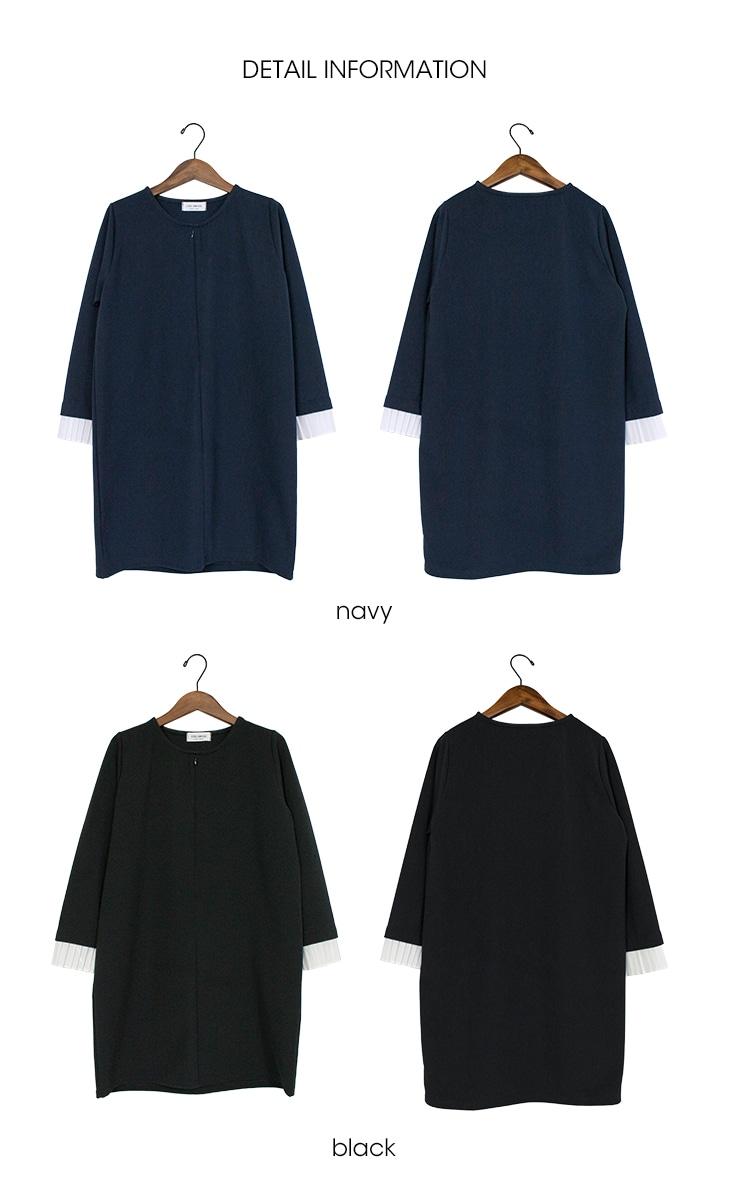 授乳フォーマルチュニック[マタニティ服/授乳服]18c10