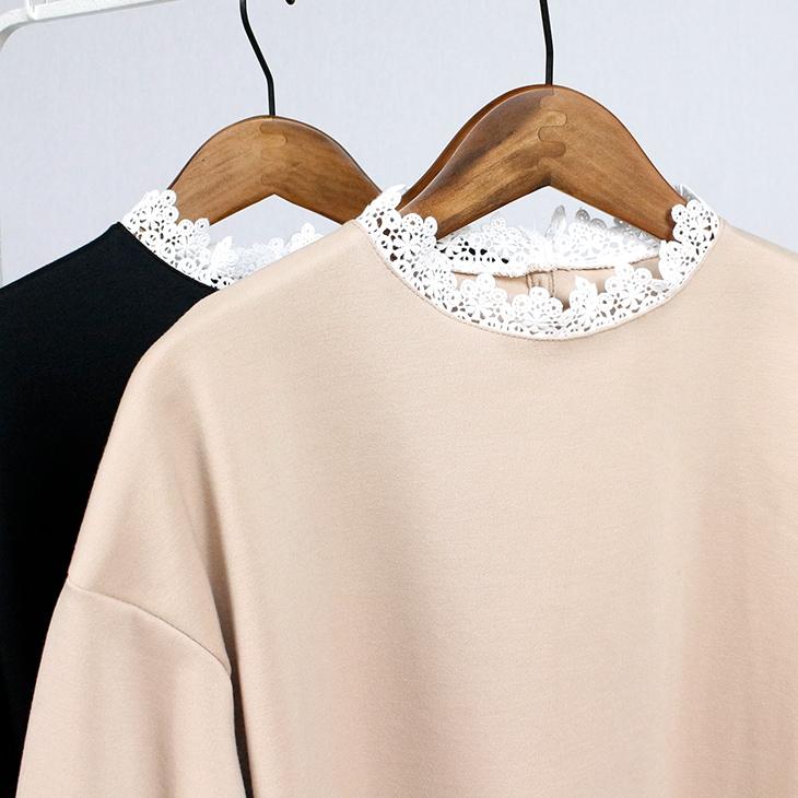 ネックレースワンピース[マタニティ服]18c15