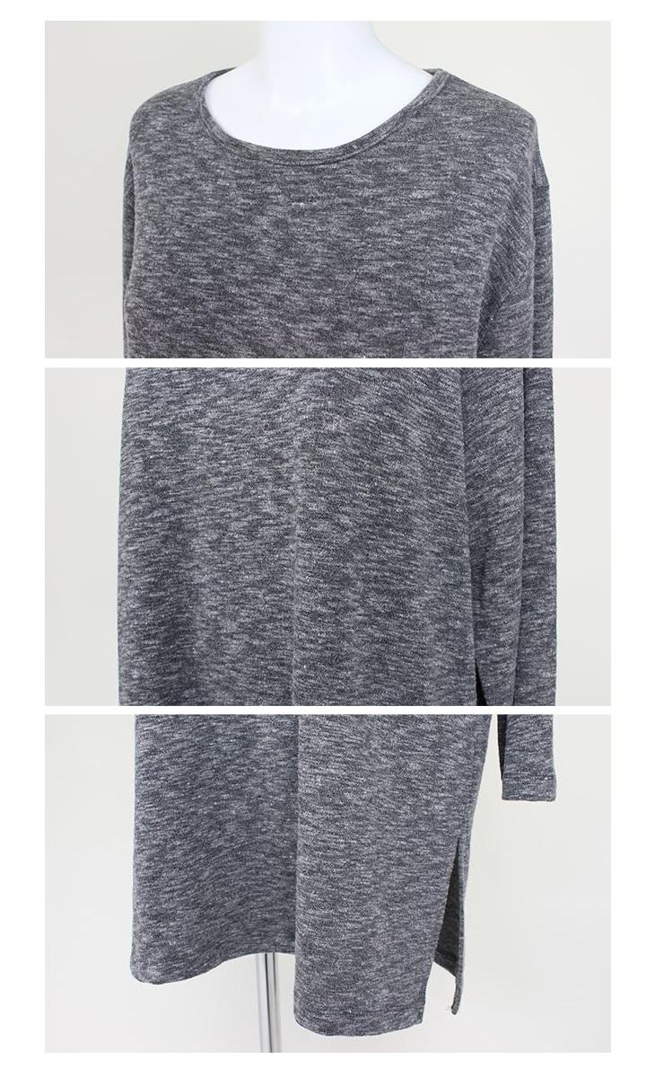 シンプルざっくりTシャツ【マタニティ服】51m-P0000MJM