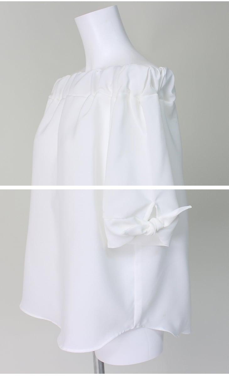 プレーンオフショルダー【マタニティ服】61k-3127