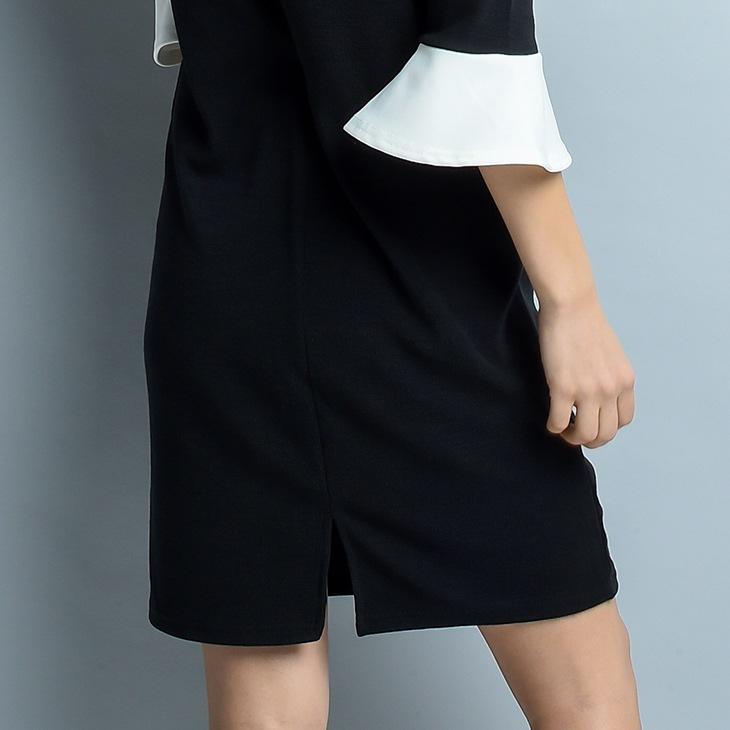 モダンワンピース[マタニティ服]61k-3179