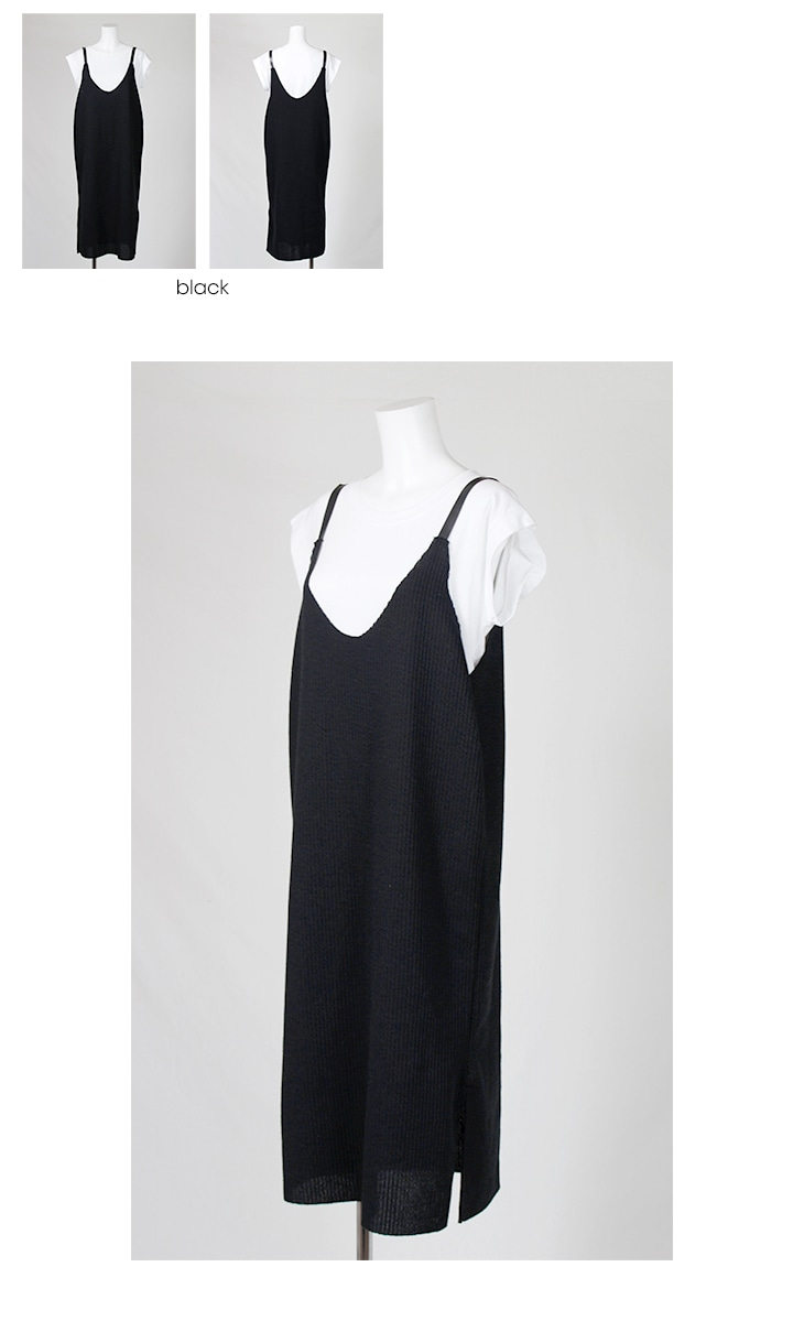ウィンターキャミワンピース【マタニティ服】61k-3204