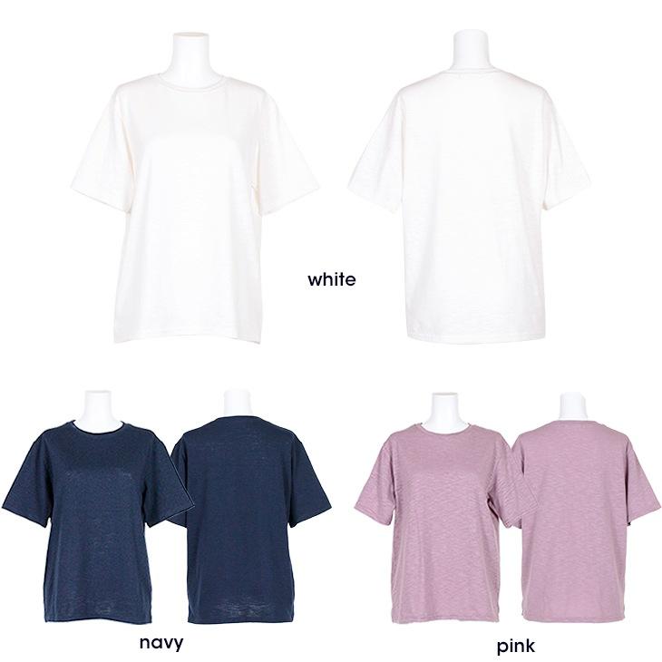 カジュアル大人Tシャツ【マタニティ服】71k-3280