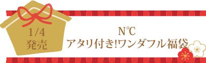 N℃ 2018年 アタリ付き!ワンダフル福袋