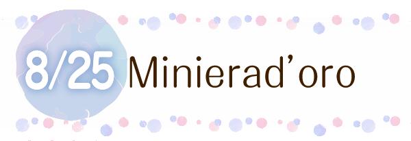Minierad'oro