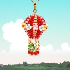 かえる王子の気球旅行